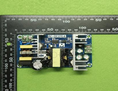 24V 150W switching power board high power industrial power module bare board DC power module 24V6A