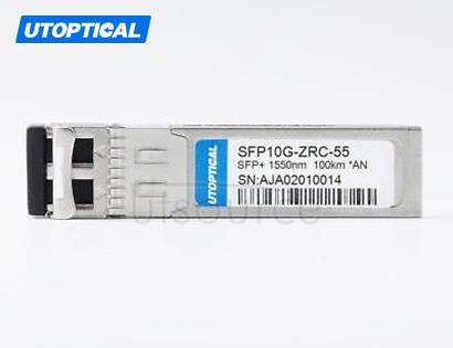 Arista Networks SFP-10G-ZR100 Compatible SFP10G-ZRC-55 1550nm 100km DOM Transceiver