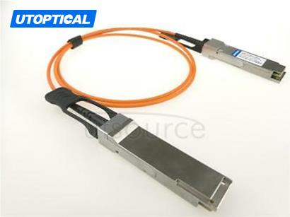 30m(98.43ft) H3C QSFP-40G-D-AOC-30M Compatible 40G QSFP+ to QSFP+ Active Optical Cable