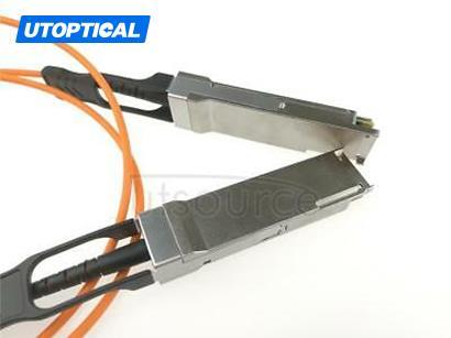 20m(65.62ft) Arista Networks AOC-Q-Q-40G-20M Compatible 40G QSFP+ to QSFP+ Active Optical Cable