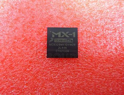 MC9328MX1DVM20 Integrated   Portable   System   Processor