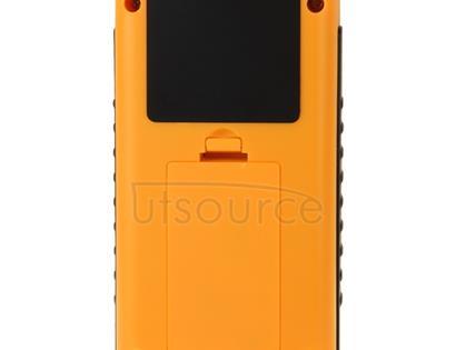 Digital Wood Moisture Meter with LCD(Orange)