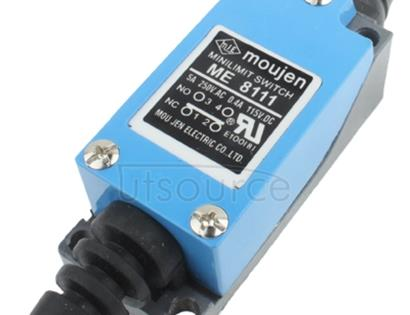ME-8111 Self-reset Pin Plunger Type AC Mini Limit Switch(Blue)