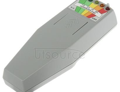 5-LED Electromagnetic Radiation Detector EMF Meter Tester