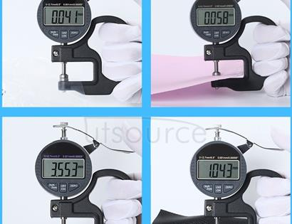 0-25mm Range 30mm Probe Digital Display Micrometer Thickness Gauge