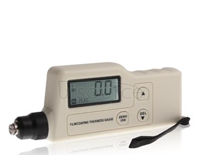 Film / Coating Thickness Gauge Smart Sensor Digital Thickness Meter Tester (GM220)(White)