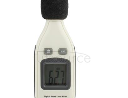 Digital Sound Level Meter (Range: 30~130dBA)(Beige)