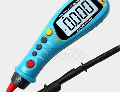 Mini Automatic Portable Digital Display High Precision Pen Style Multimeter for Current Voltage Resistance Induction