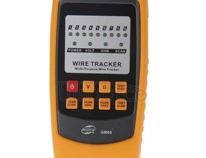 BENETECH GM60 Handheld Multi-Purpose Wire Tracker