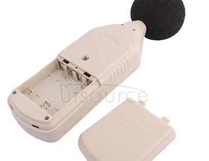 Digital Sound Level Meter (Range: 30dB~130dB)