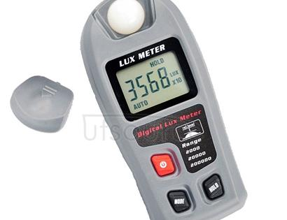 MT-30 LCD Portable Digital Light Lux Meter for Factory / School / House Various Occasion, Range: 0.1-200,000 Lux