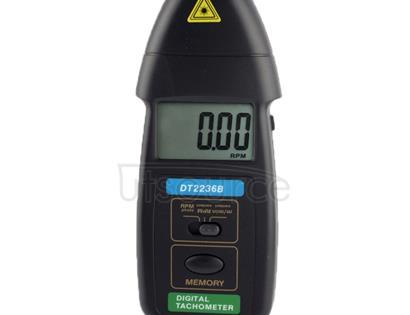 Contact & Non Contact Laser Digital Tachometer (DT2236B)