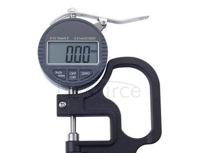 0-10mm Range Digital Display Percentage Thickness Gauge