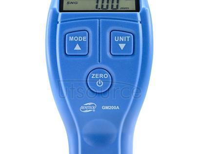 BENETECH GM200A Film/Coating Thickness Gauge