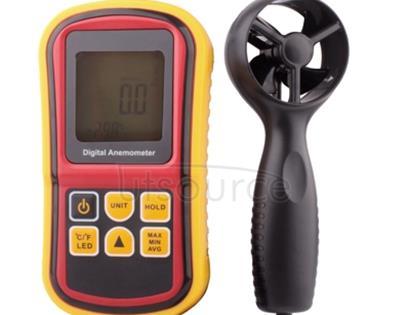 Digital Anemometer (Measurement items: Air Velocity, Air Temperature)
