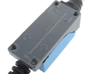 ME-8122 Parallel Roller Plunger Actuator Mini Limit Switch(Blue)