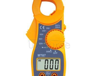 Digital Clamp Meter, MT87