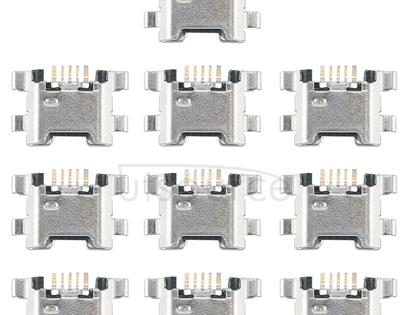 10 PCS Charging Port Connector for Huawei Honor Play 7X / 7S / Honor 9 Lite