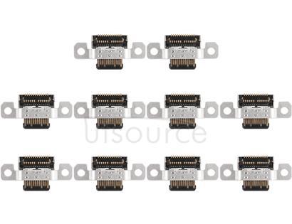 10 PCS Charging Port Connector for Meizu PRO 6