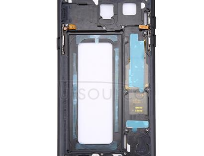 for Galaxy A7 (2017) / A720 Middle Frame Bezel(Black)