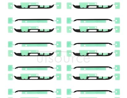 10 PCS for Galaxy S8 Front Housing Adhesive