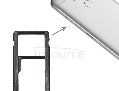 For ZTE Nubia BV0720 SIM Card Tray & SIM / Micro SD Card Tray(Grey)