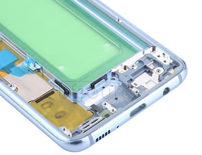Middle Frame Bezel for Galaxy S8 / G9500 / G950F / G950A(Blue)