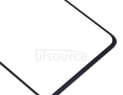 Front Screen Outer Glass Lens for Xiaomi Mi 9(Black)