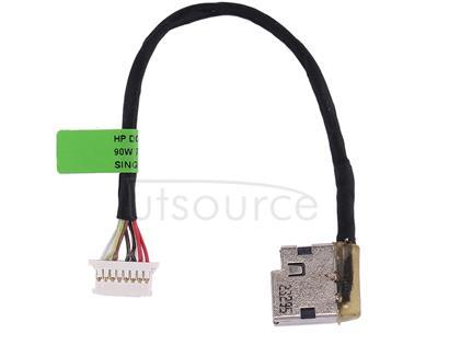 DC Power Jack Connector Flex Cable for HP Pavilion 15 / 15-ac & Envy 15 / 15-ae