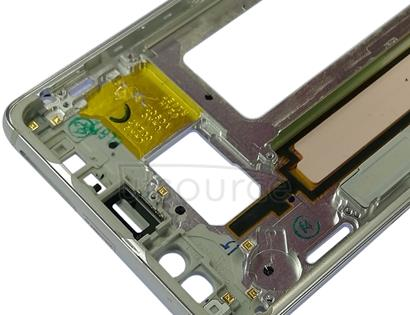 Middle Frame Bezel Plate for Galaxy Note FE, N935, N935F/DS, N935S, N935K, N935L(Gold)
