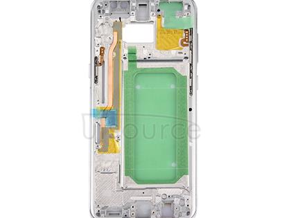 Middle Frame Bezel for Galaxy S8+ / G9550 / G955F / G955A(Silver)