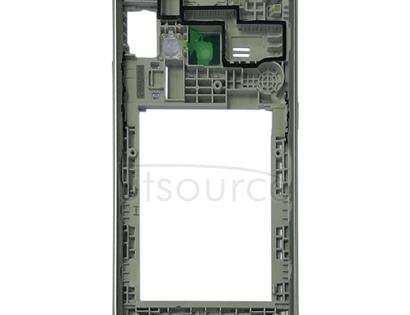Middle Frame Bezel Plate for Galaxy J1 (2016) / Express 3 / Galaxy Amp 2 / J120F / J120A / J120H / J120M / J120M / J120T(Gold)