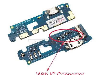 Charging Port Board with IC Connector for Lenovo P70