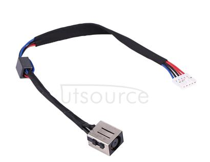 DC Power Jack Connector Flex Cable for Dell Inspiron 15 / 5547 M03W3 / 5545 / 5548 / 5543