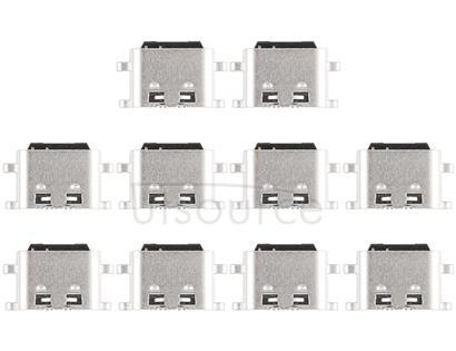 10 PCS Charging Port Connector for Meizu Meilan X