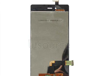 LCD Screen and Digitizer Full Assembly for ZTE Nubia Z9 mini / NX511J(White)