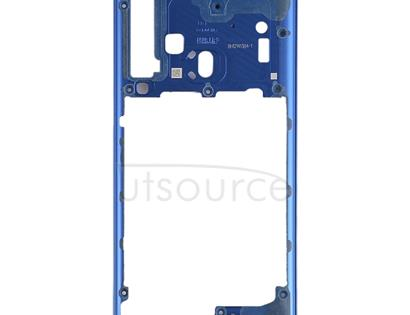 Middle Frame Bezel Plate for Galaxy A9 (2018)(Blue)