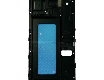 Front Housing LCD Frame Bezel Plate for Galaxy On6 / J6 / J600(Black)