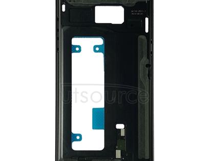 Middle Frame Bezel Plate for Galaxy Note FE, N935, N935F/DS, N935S, N935K, N935L(Black)