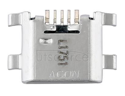 10 PCS Charging Port Connector for Huawei Honor 5c / Enjoy 7 / Enjoy 7 Plus / Ascend P7