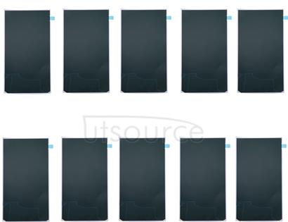 10 PCS for Galaxy A7 (2017) / A720 LCD Digitizer Back Adhesive Stickers
