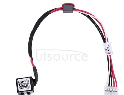 DC Power Jack Connector Flex Cable for Dell Inspiron 15 / 3521 / 3537 & 15R / 5521 / 5537 & 17R / 5721