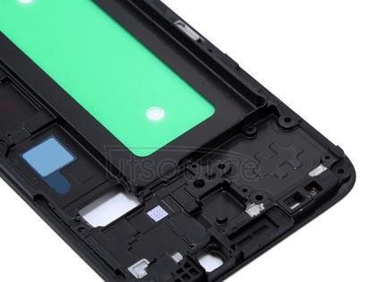 Galaxy J730 Front Housing LCD Frame Bezel Plate(Black)
