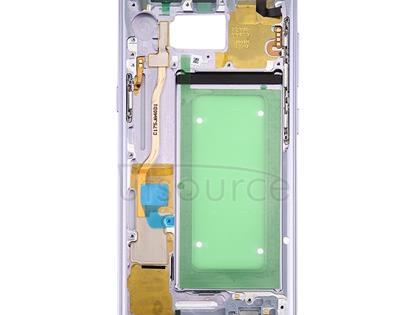 Middle Frame Bezel for Galaxy S8 / G9500 / G950F / G950A(Grey)