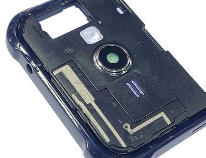 Middle Frame Bezel Plate for Galaxy J1 Ace / J110M / J110F / J110G / J110L(Blue)