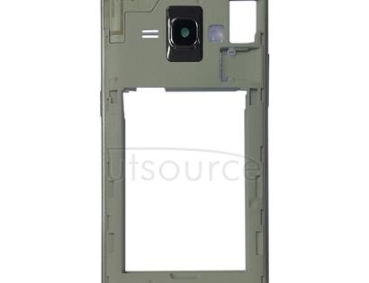 Middle Frame Bezel Plate for Galaxy J1 (2016) / Express 3 / Galaxy Amp 2 / J120F / J120A / J120H / J120M / J120M / J120T(Grey)