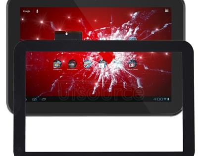 Touch Panel  for Toshiba Excite Tablet / AT300 / AT305(Black)