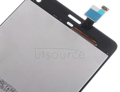 LCD Display + Touch Panel  for ZTE Nubia Z7 mini(Black)