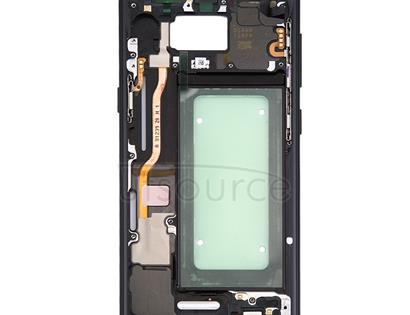Middle Frame Bezel for Galaxy S8 / G9500 / G950F / G950A(Black)