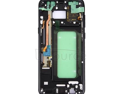 Middle Frame Bezel for Galaxy S8+ / G9550 / G955F / G955A(Black)
